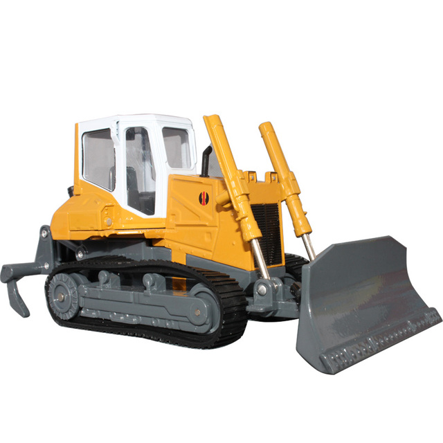 free shipping Our planetarium possesses alloy car models toy two-way bulldozers car toy car