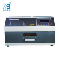 ECO WORTHY ZB3530HL HLHJ DC House T962 Automatic 2400W 110/220V Reflow Oven Infrared IC Heater SMD BGA
