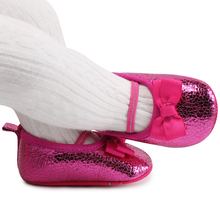 Flower Spring / Autumn Infant Baby Shoes Moccasins Newborn Girls Booties for Newborn 3 Color Available  0-18 Months
