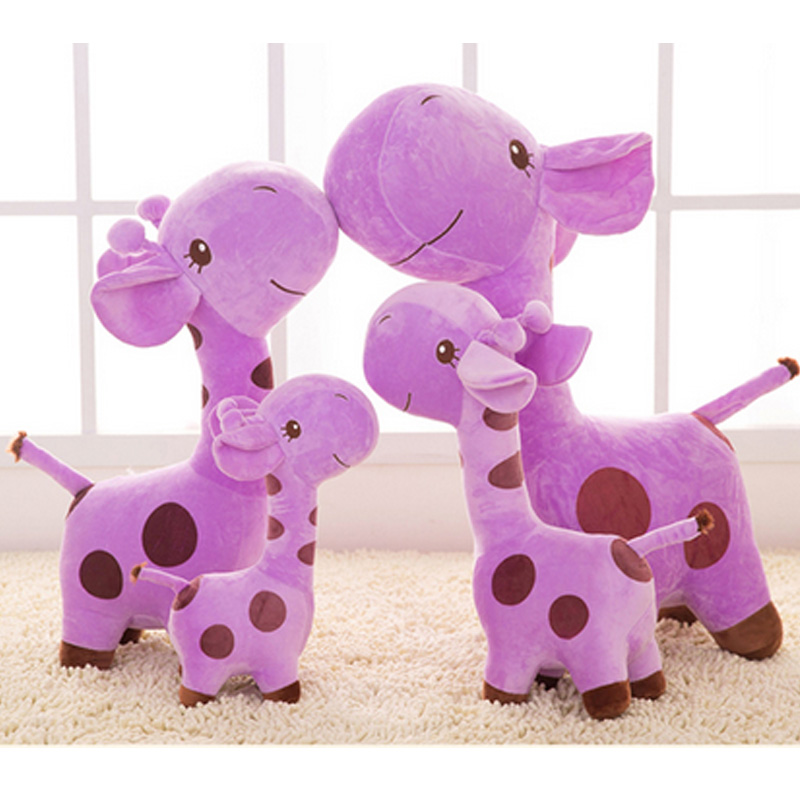 Fancytrader Giant Plush Giraffe Toy Huge Soft Stuffed Animals