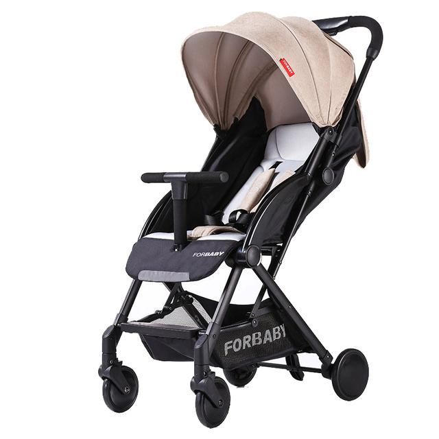 Carrinho de Bebê Carrinho de criança dobrável Portátil para o Sistema de Viagem Carrinho De Bebê Leve Carrinho de Bebê Recém-nascido