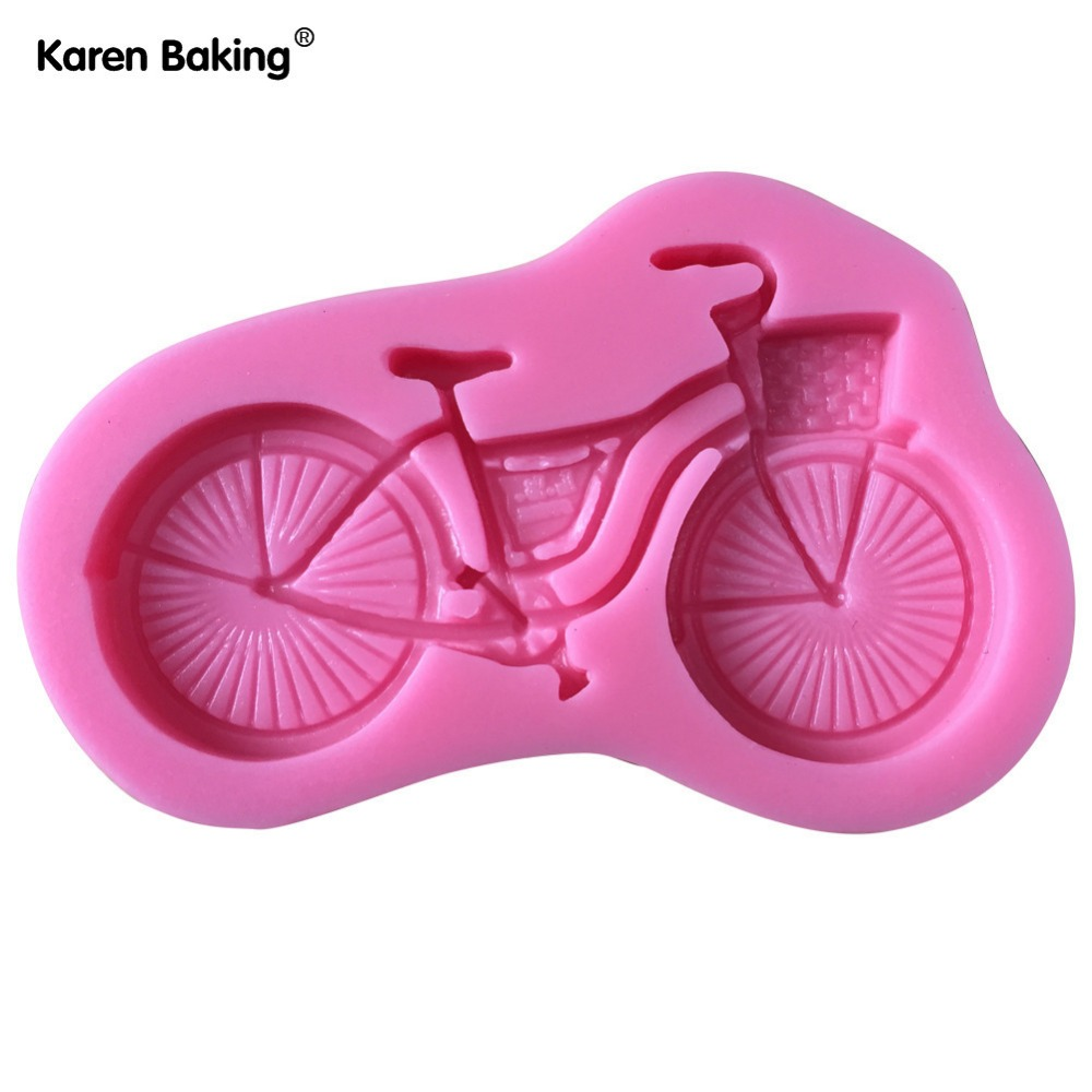 Bicycle Cake Mold