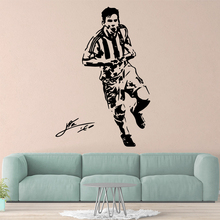 57cm X 117cm Football Liverpool Soccer Wall Decals Mural Art Diy Poster For Childrens Room Sticker