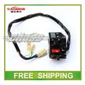 Jianshe 150cc JS150 JS150-A JS150-A/JS150-A F2/F3 luz de giro izquierda hibeam cuerno interruptor multifunción accesorios de motos