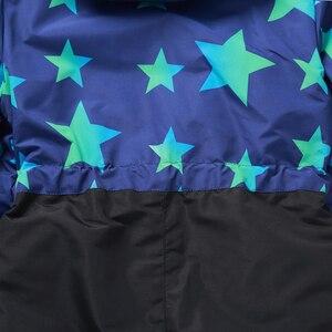 Image 5 - המומינים 2020 חדש הגעה חורף עמיד למים כולל כוכב חם סרבל סלעית loose כותנה מילוי פוליאסטר כולל romper
