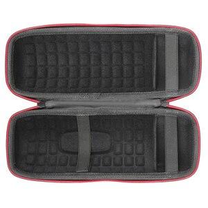 Image 3 - Twarde torby głośnikowe EVA Carry Zipper + miękki futerał silikonowy pokrowiec na głośnik JBL Charge 4 Bluetooth do głośników JBL CHARGE4