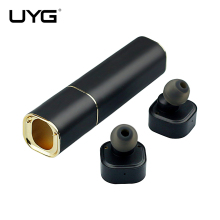 UYG TWS K3 Twins Bluetooth Earphone Portable Mini Wireless Ear Bud Stereo Power Bank Bluetooth EarBuds earphones Earbud