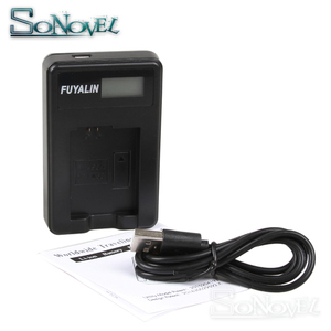 USB LCD Battery Charger BLS-50