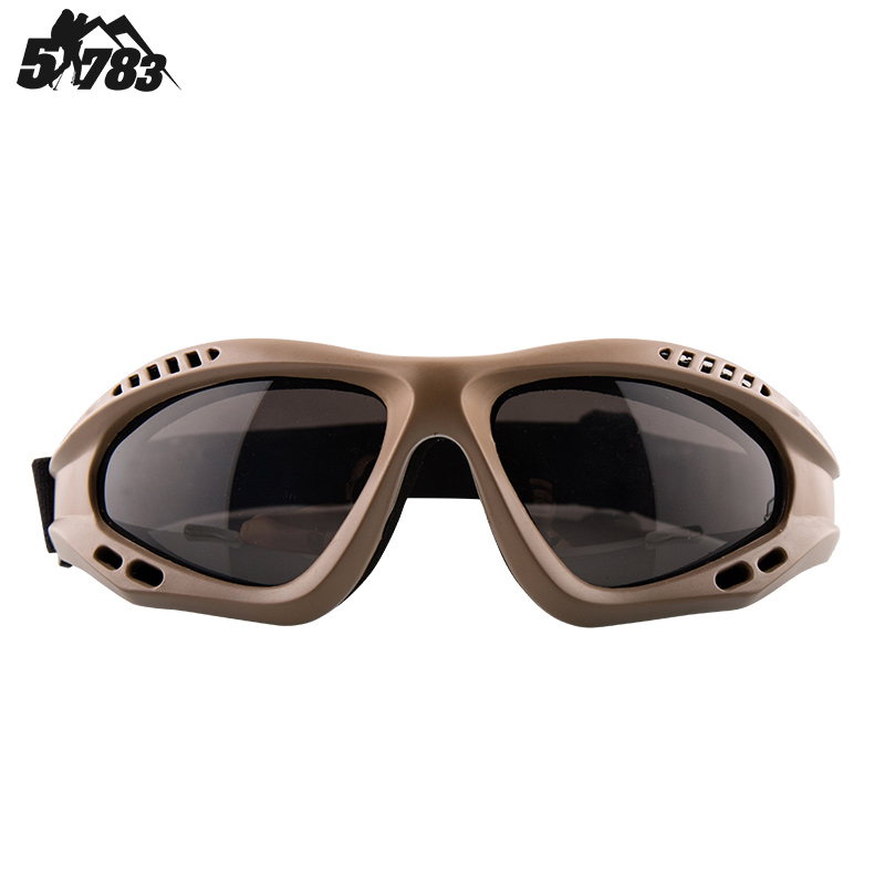 2016 NewMilitary Goggles, Ballistic Lenses Tactical Bulletproof, Army Sunglasses, Paintball Airsoft Hunting Combat Glasses