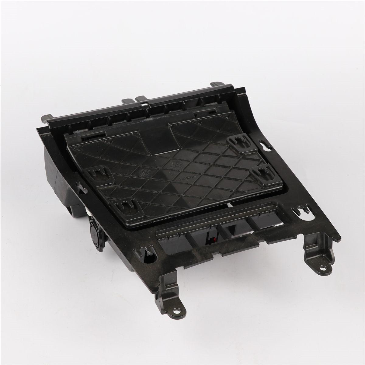 OEM 1Pcs Car Ash Tray Ashtray Rubbish Case For VW 1K0 857 961 9B9 Jetta 2006-2012 Golf sportsvan 2007-200 Eos 2006-2008 oem new rcd310 1k0 035 186an 1k0 035 186 ar for bosch vw
