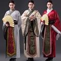 Древний Китайский Костюм Человек Элегантный Ученый мужская Одежда Премьер-Министра Hanfu Костюмы Китайская Национальная Традиционная Одежда