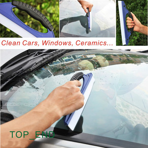 Image 3 - Hot & Japan Quality,Free Shipping,1pc,Car Washing Flexi Wiper,Soft Handle,Dark Blue,Easy Work, Save Time Tools,A Tool For Garage