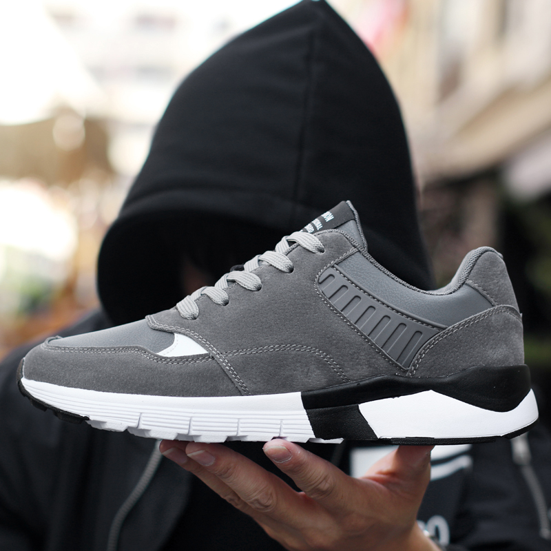 Running shoes Men Sneakers NEW breathable youth trend sports shoes men running shoes men size39-44