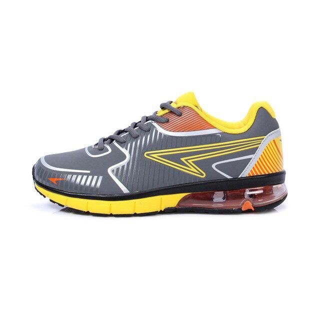 a9e376f1b3 2016 Nueva Primavera de La Moda Burbuja Amortiguador Zapatos Casuales Para  Hombres Jóvenes Lace Up de