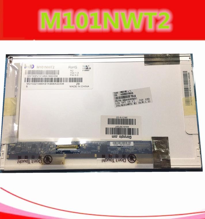"10,1 ""laptop Led Lcd Screen Für Asus Eee Pc 1015bx M101nwt2 Kompatibel Display Ltn101nt02 B101aw03"