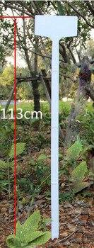 30pcs 113*18cm Assembled to insert cards gardening Signage flower seedlings grounding brand fruit and vegetable seedlings tag