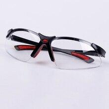 Прозрачные анти-ударные Заводские лабораторные уличные рабочие защитные очки для глаз, очки против пыли, легкие очки