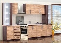 Melamina/mfc mobili da cucina (LH-ME036)