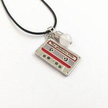 Stranger Things Tape Light Bulb Necklace