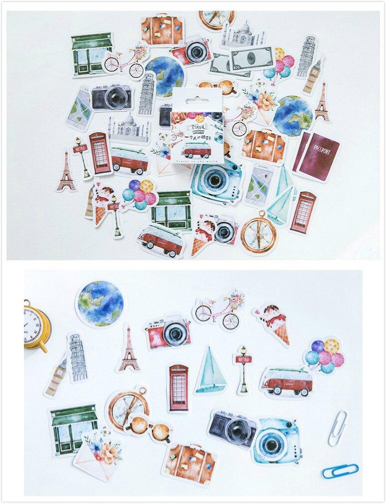 Mr. Бумаги 45 шт./кор. 24 конструкции Красочные Ins Стиль Скрапбукинг пуля журнал наклейки Kawaii девичьи деко наклейки подарки для детей