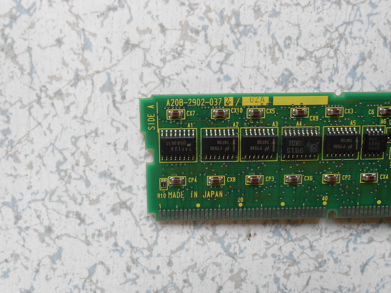 Fanuc electrical daughter board A20B-2902-0372 for circuit pcbFanuc electrical daughter board A20B-2902-0372 for circuit pcb