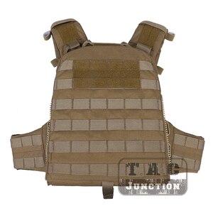 Image 3 - Emerson chaleco táctico AVS versión pesada, militar, Hunting, protector, EmersonGear, portador de placa de armadura corporal