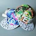 Kpop EXO la primavera y el verano de moda marea gorra de plato bts k-pop constelación del sombrero de béisbol unisex snapback casquette k pop cabeza