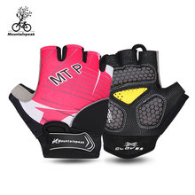 Half Finger Cycling Gloves Bike Bicycle Gloves MTB Racing Cycle Gloves Riding GEL Padded