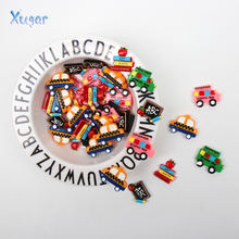 Xugar 10 шт/лот diy школьные принадлежности из смолы с плоской