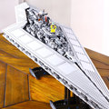 Nueva LEPIN 05028 Star Wars Execytor Super Star Destroyer Modelo Kit de Construcción de Ladrillo Bloque Compatible 10221 Toy Boy Regalos