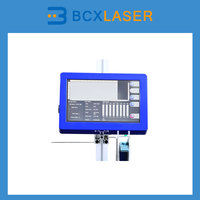 PM-900 Fully-Automatic High Resolution Expiry Date QR Code Logo Numbers Inkjet Printer on Cable Paper Package