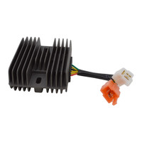 High Quality Motorcycle 6 Wires Voltage Regulator Rectifier Male Socket Connect Plug 250 400cc High Power Three Phases