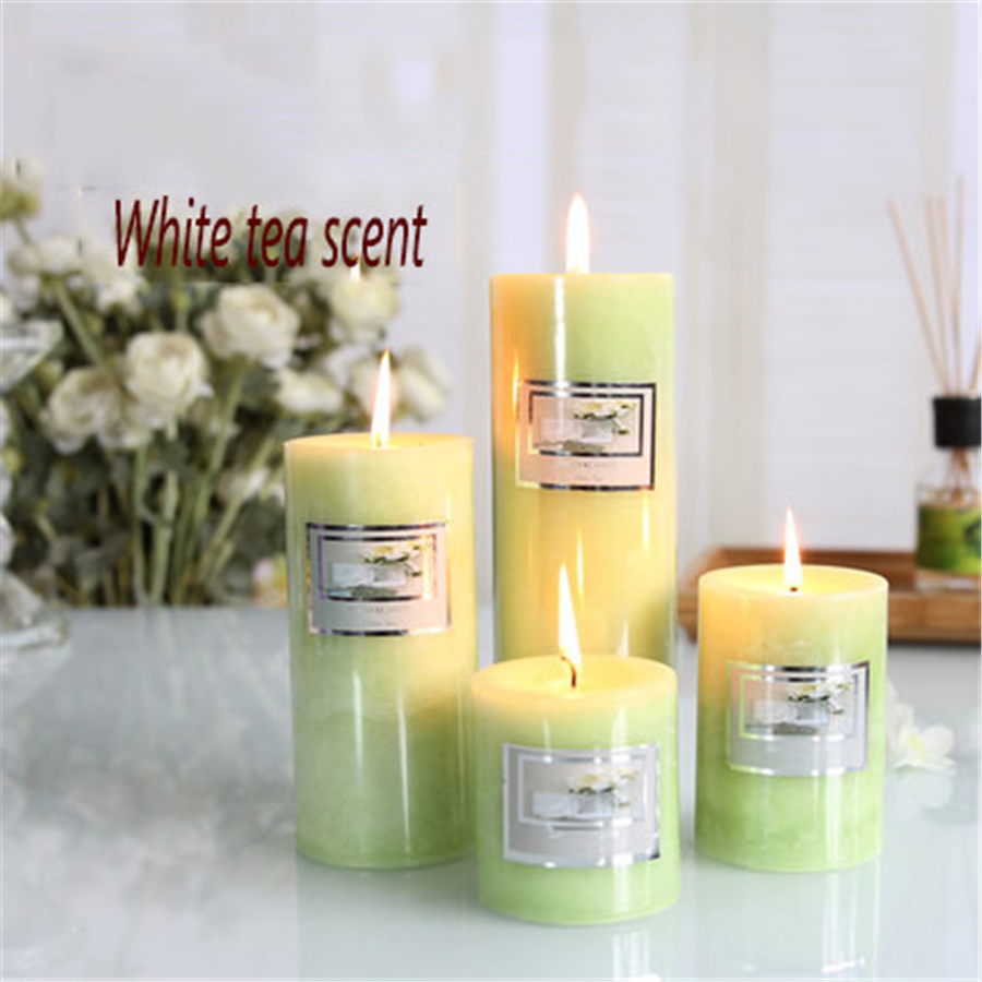 Scented candle craft aromathorapy bougies d d coratives for Decoration wax
