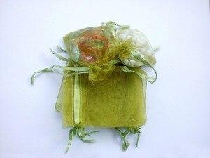 Image 5 - 500 шт., органза для упаковки украшений, 20 х30 см