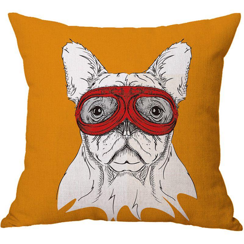Мопс для чохлів для собак Постільна - Домашній текстиль - фото 4