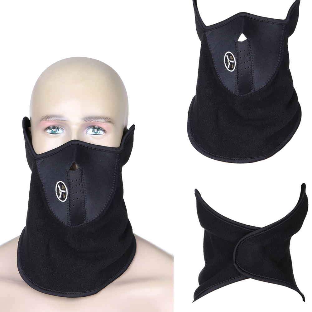 Wholesale Outdoor Sport Mask & Winter Ski Mask & Warm Half Face Mask Cycling Face Mask For Cycling Ride bicycle outdoor Sport