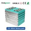 12V 400AH аккумулятор GBS LiFePO4 батарея 3 2 V 400AH для электромобилей/солнечных батарей/UPS/хранения энергии и т. Д. От Deligreen
