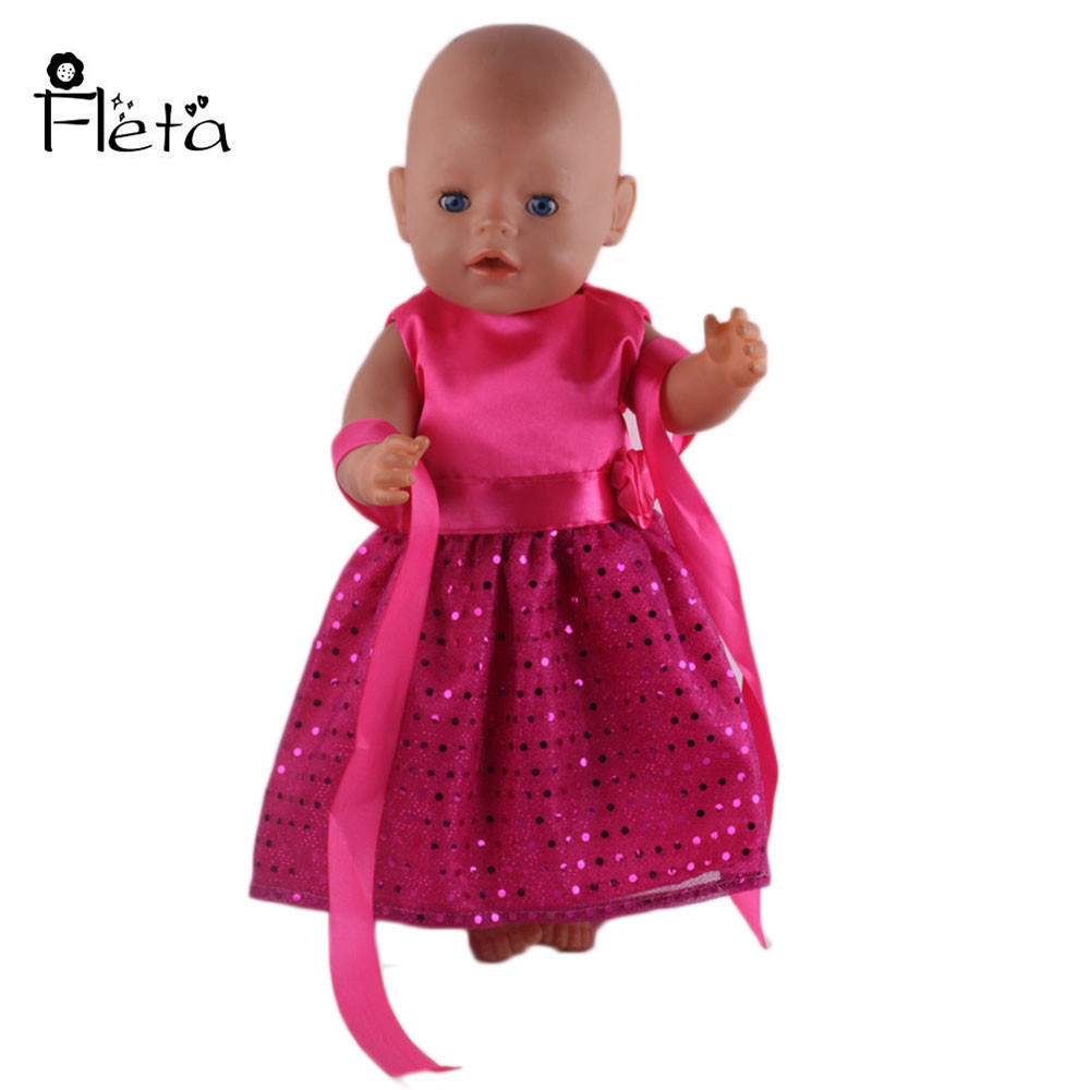 Luck Baby Born Doll Clothes Fit Zapf