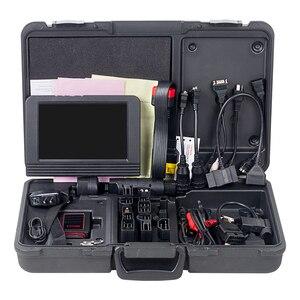 Image 5 - Lansmanı X431 V 8 inç araba tam sistem OBD2 tarayıcı teşhis otomatik aracı OBDII kod okuyucu desteği Bluetooth/Wifi çoklu dil