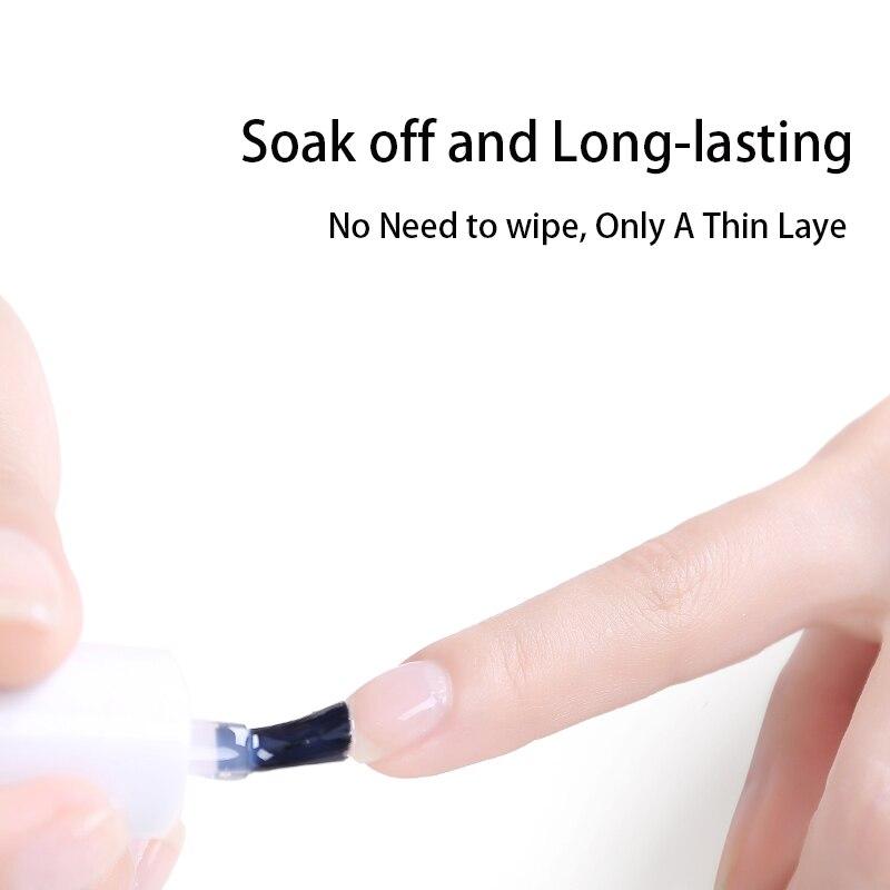UV LED Gel Nail Varnish Gel Lak  (1)