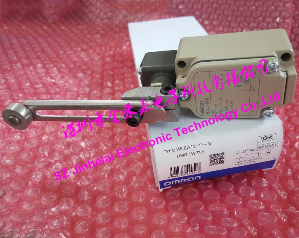 все цены на WLCA12-TH-N New and original OMRON Limit switch, Travel switch онлайн