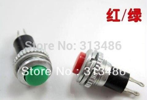 7 мм возвратной пружиной мини кнопка мгновенного переключатель обычно Открыть Нет