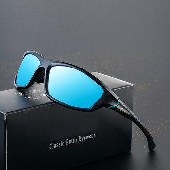 Polarized Night Vision Sunglasses  4
