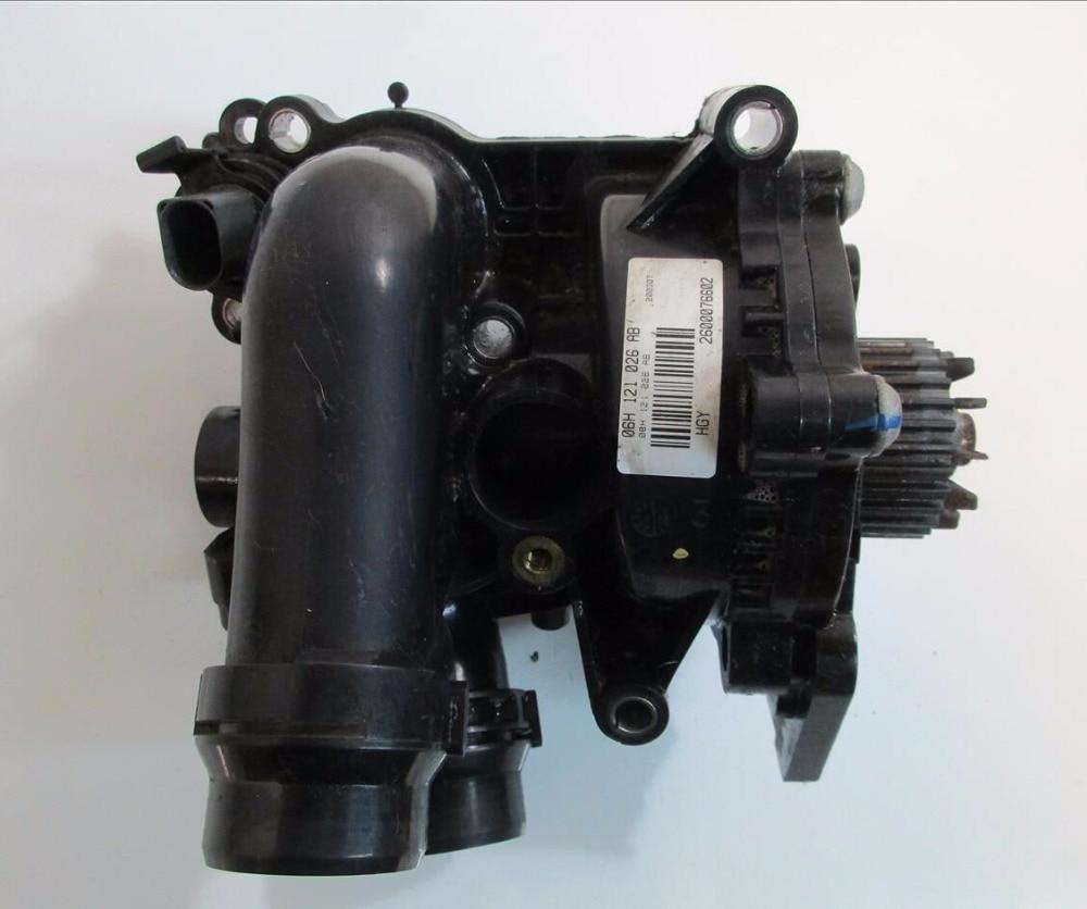 Water Pump Assy 06H121026 06J121026G 06H121026BA 06H121026DD 06H121026AB For VW Golf Jetta whitaker h halas j