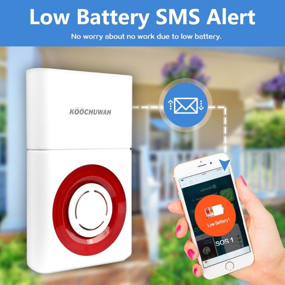 低电量短信提醒