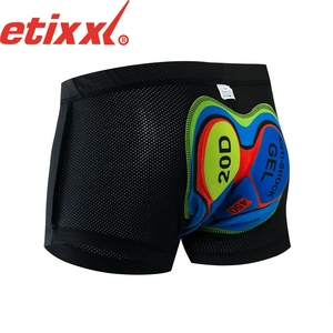 Image 3 - Cycling shorts cycling sports underwear compression tights bicycle shorts gel underwear men and women MTB Shorts Riding Bike