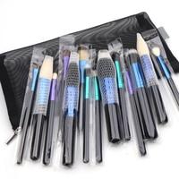 14pcs Sets Professional Makeup Brushes Set Make Up Brush Full Function 100 High Quality Goat Natural