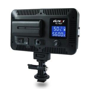 Image 2 - Viltrox VL 162T Camera LED Video Stideo Ánh Sáng 3300K 5600K Bi Màu Mờ Cho Canon Nikon Sony máy Ảnh DSLR Chụp Ảnh Quay Phim