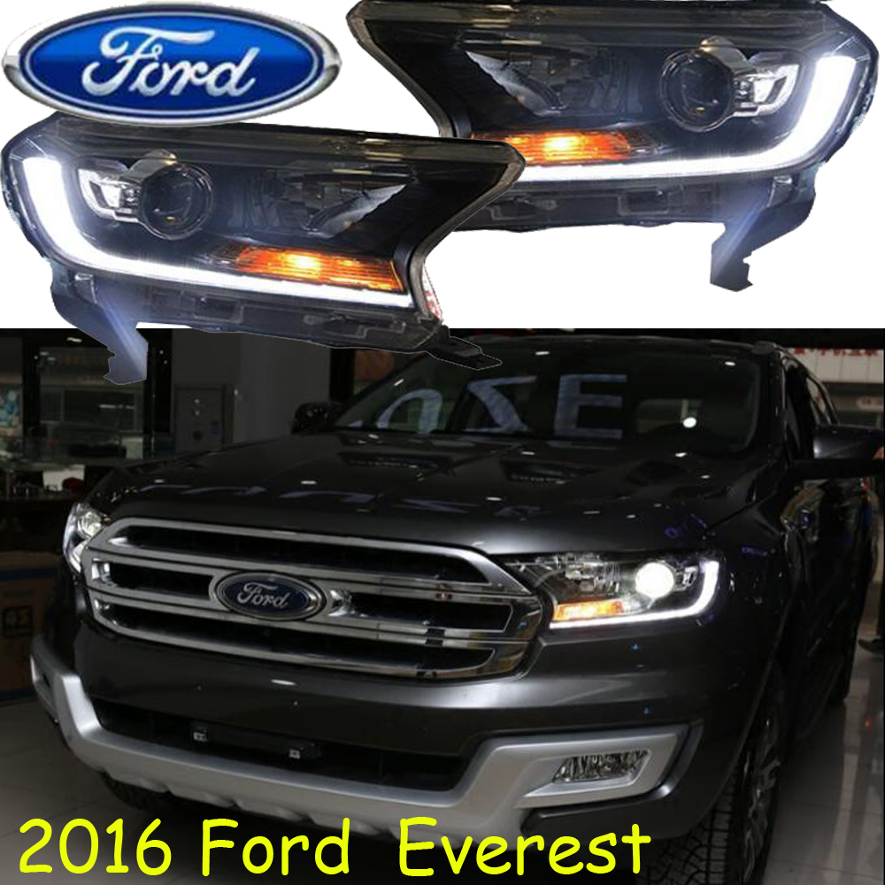 Everest headlight,2016year,Fit for LHD&RHD,Free ship!Everest fog light,2ps/set; Ecosport,Everest fog light mitsubish grandis headlight 2008 fit for lhd