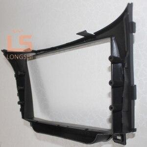 Image 5 - Double DIN Phát Thanh Xe Hơi Fascia Dành Cho Xe Hyundai I 30 I30 2011 2DIN Gắn Bộ Adapter Viền Áo Sơ Mi Nam Facio Bảng Khung Bảng Điều Khiển Bảng Điều Khiển